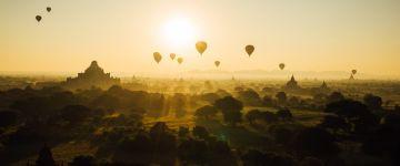 Votre agence de voyages à Saint-Omer vous propose LA BIRMANIE  LES INCOURTOUNABLES DE MYANMAR