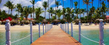 LA REPUBLIQUE DOMINICAINE   PUNTA CANA