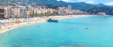 Votre agence de voyages à Saint-Omer vous propose Séjour à Lloret de Mar