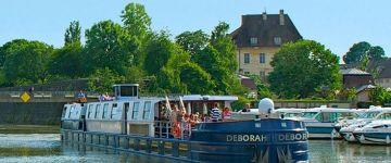 Croisière sur le canal de la Loire