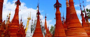 Votre agence de voyages à Saint-Omer vous propose Birmanie